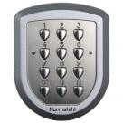 Photo of Wireless numeric keypad Normstahl FCT/EL - 433.92 MHz