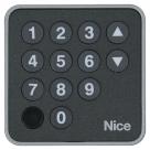 Photo of Numeric keypad Nice EDSB - BLUEBUS