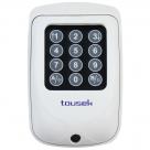 Photo of Wireless numeric keypad Tousek TORCODY RS 433 - White