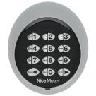 Photo of Wireless numeric keypad Nice MOTX-R - 433 MHz